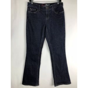 Tommy Hilfiger Spirit Boot/ Blue Boot Cut Jeans